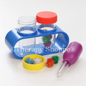 Tubes & Dropper Fine Motor Kit