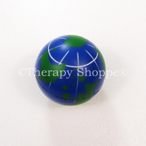 Earth Squeeze Ball