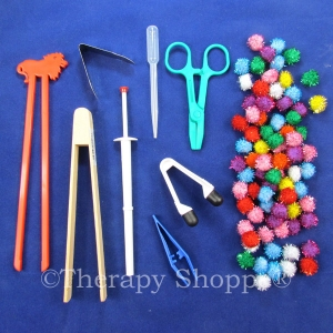 Tongs and Tools Sampler Kit™