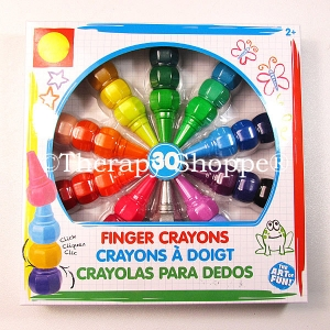 Finger Crayons