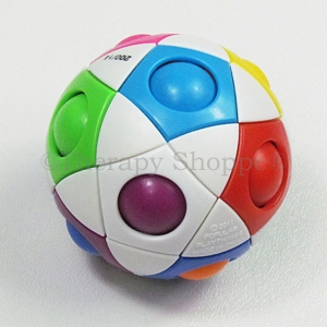 Orbo Snap and Match Fidget Ball