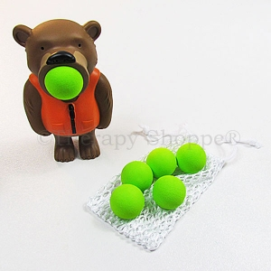 Bear Popper (great for finger strengthening)