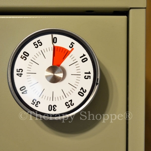 Round Magnetic Timers
