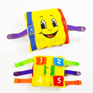 Buckle Buddy Bilateral Toy