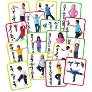 Stepping Stones Balance Activity Cards