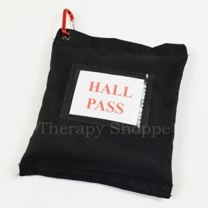 2 lb. Weighted Hall Pass Note Holder
