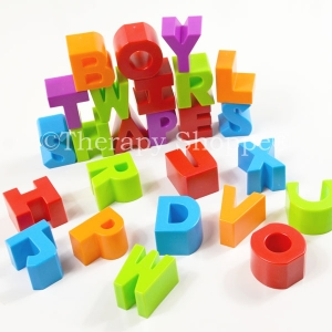 Alphabet Letter Blocks