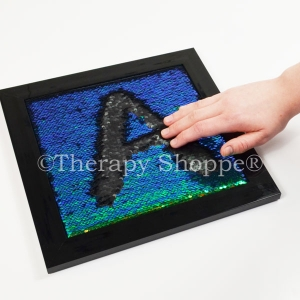 Shimmery Sequins Drawing Board