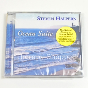 Soothing Ocean Waves CD