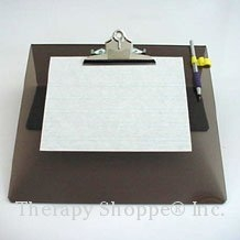 Super Sale Black Desktop Writing Slantboard (with a free pencil holder)
