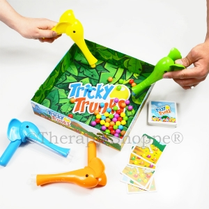 Elephant Trunks Fine Motor Skills Game
