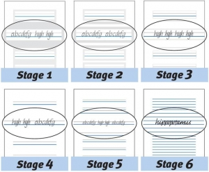 Super Sale Stage Write Stage 3 Paper 100-pk