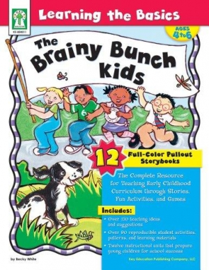 Super Sale The Brainy Bunch Kids