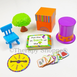Fox in the Box Visual Perceptual Play Set