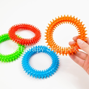 Perfect Size Spiky Sensory Ring
