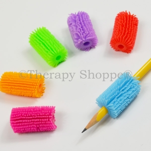 Extra Thick Scented Massager Pencil Grips