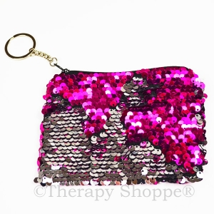 Sequin Coin Purse