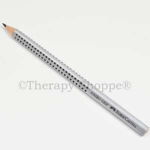 Individual Jumbo Grip Tactile Triangular Pencil