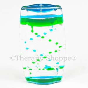 Tumbling Bubbles Gel Timer