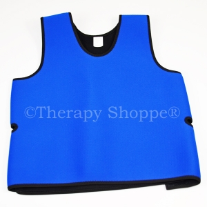 Colored Deep Pressure Compression Vests