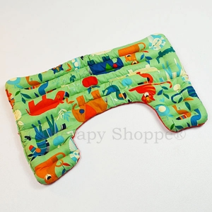 Super Sale Scented Weighted Zoo Shoulder Wrap
