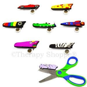Animal Scissor Magnets