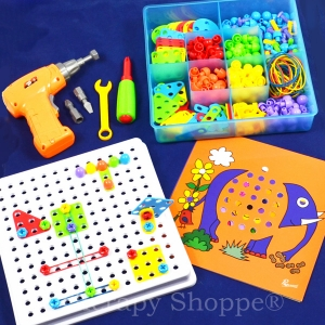 Mega Peg and Drill OT Activities Set