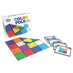 Super Sale Color Fold Logic Game