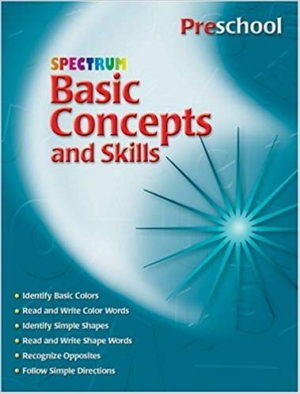 Super Sale Spectrum Basic Concepts and Skills Book