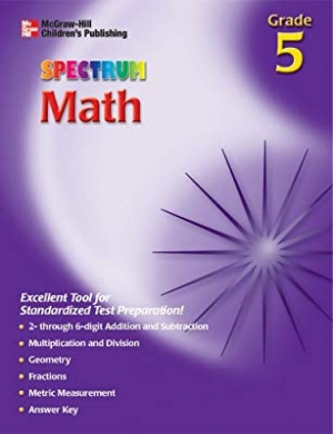 Super Sale Spectrum Math Readiness Book