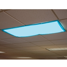 Classroom Light Filters (Fluorescent Light Covers) (2)