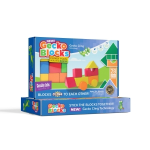 Super Sale Gecko Building Blocks