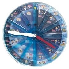 Super Sale Clock Sensory Gel Pad