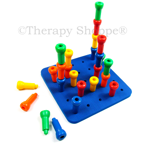 Stacking Peg Set