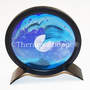 Super Sale Soothing Starry Night Sand Window