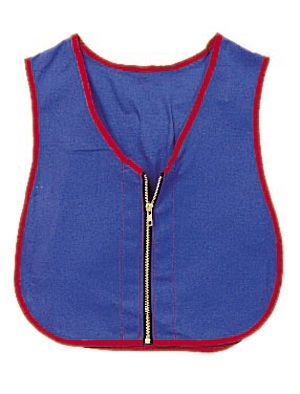 Super Sale Zipper Dressing Vest