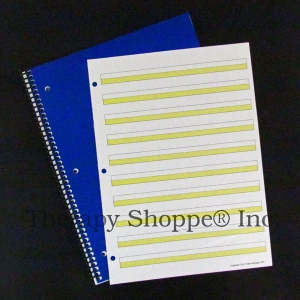 Super Sale Bright Lines Narrow Spiral Notebooks