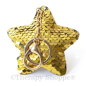 Double Sided Sequin Star