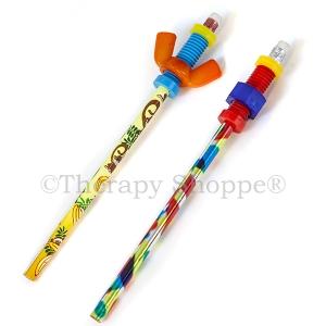Nut & Bolt Pencil Topper Fidget
