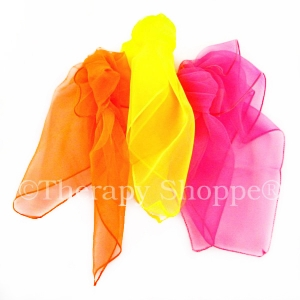 Single Sensory Scarf (Juggling Scarf)