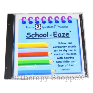 Sound-Eaze and School-Eaze CD