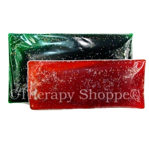 Rectangular Gel Weighted Lap Pad