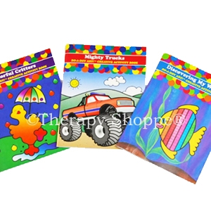 Do-A-Dot Fun Marker Activity Books