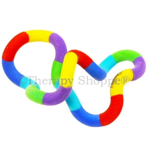 Fuzzi Flocked Tangle Toy
