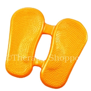 Feet-Shaped Steppers