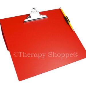 Red Writing Slant Boards (with a free pencil clip)