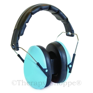 Sky Blue Junior Plus Earmuffs