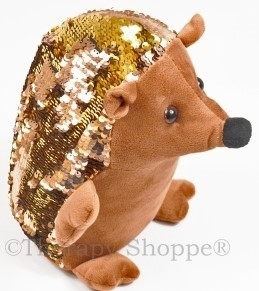 Howie Hedge Hog Weighted Sequin Pet