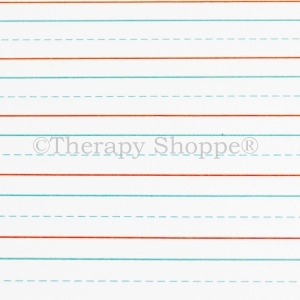 Super Sale Spiral Bound Raised Line K & 1 Handwriting Tablet