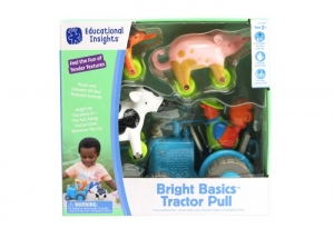 Super Sale Bright Basics Tractor Pull Set